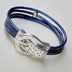 Pulsera Blue Delights