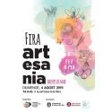 Feria de Artesanía en Arenys de Mar.